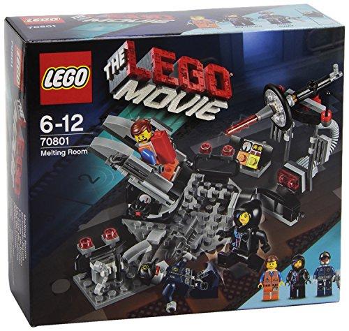 Lego The Movie - La Sala de fusión (70801)