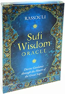 Sufi Wisdom Oracle Cards:A 44-Card Tarot Deck