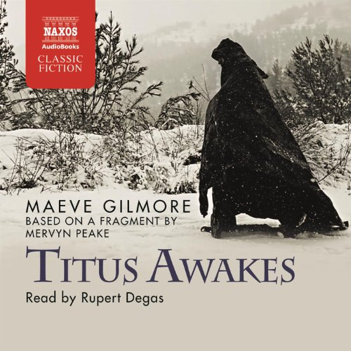 Titus Awakes cover art