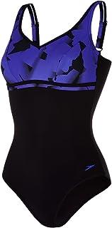 Speedo Women's Contourluxe Printed Swimsuit