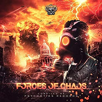 V.A. Forces Of Chaos - Compiled By Psychotiks Records