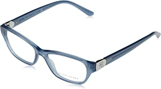 Ralph Lauren Women's Rl6203 Rectangular Prescription Eyewear Frames