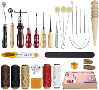 Best leather hand sewing set Reviews
