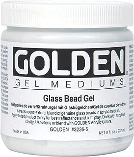 8 Oz Glass Bead Gel