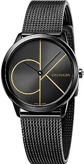 Calvin Klein Women's Analogue Quartz Watch with Stainless Steel Strap K3M224X1