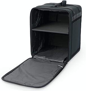 Prodel 2537 DIBAG Food Delivery Bag, Black, H 43.0 x W 34.0 x D 32.0 cm