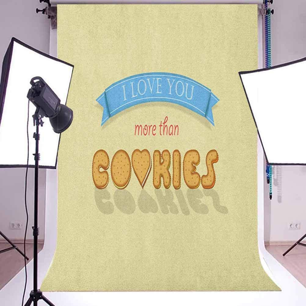 8x12 FT Hippie Vinyl Photography Backdrop,Retro Style n Iranian Flourish Classical Growth Lively Tones Hippie Culture Background for Baby Birthday Party Wedding Studio Props Photography