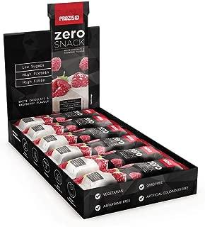Prozis Zero Snack Barra Rico En Proteína y Bajo en Hidratos