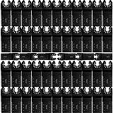Lot de 50 lames de scie professionnelles bi-métal - Outil d'oscillation - Outil multifonction - Blocage rapide pour Fein Multimaster, Makita, Rockwell, Bosch et plus encore