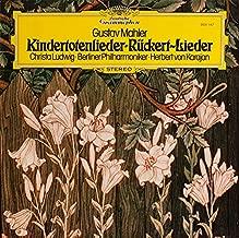 Gustav Mahler: Kindertotenlieder-Ruckert-Lieder; Christa Ludwig, Berlin Philharmonic, Herbert Von Karajan, cond.