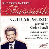Richard Baker's Favourite Guitar Music