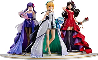 「Fate/stay night」 ~15th Celebration Project~ セイバー 遠坂凛 間桐桜 ~15th Celebration Dress Ver.~ Premium Box 1/7スケール ABS&PVC製 塗装済み完...