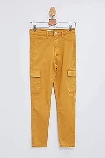 DeFacto Super Skinny Fit Kargo Pantolon