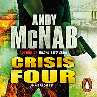 Crisis Four cover art