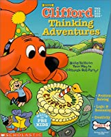 Clifford The Big Red Dog Thinking Adventures (輸入版)