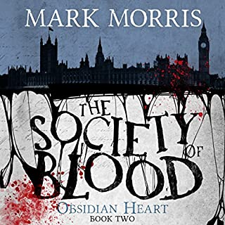 The Society of Blood cover art