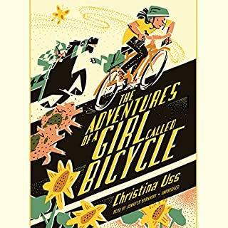The Adventures of a Girl Called Bicycle cover art