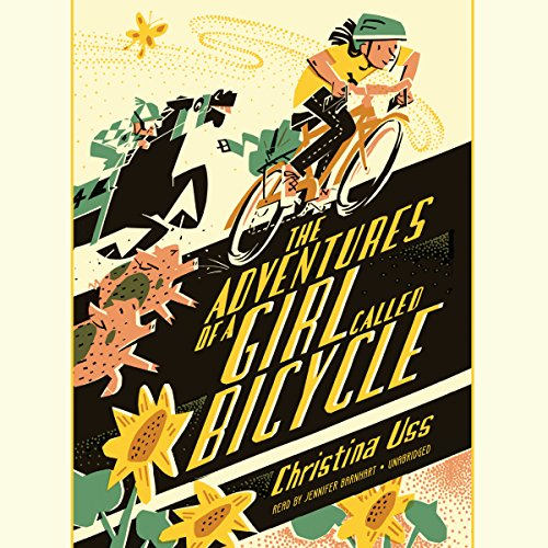 The Adventures of a Girl Called Bicycle audiobook cover art