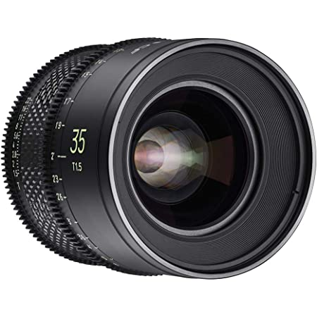 Xeen Cf Cinema 35mm T1 5 Sony E Mount Vollformat Kamera
