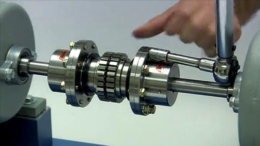 Inch 1.875 Bore Lovejoy 6518 Size 1040 Grid Spacer Coupling Shaft Hub 0.5 x 0.25 Keyway 1.875 Bore 0.5 x 0.25 Keyway 2000 in-lbs Nominal Torque