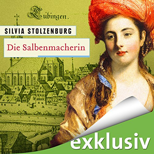 Die Salbenmacherin audiobook cover art