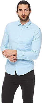 a6f4592a3 Hugo Boss Shirts For Men, Light Blue, M