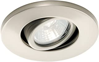 WAC Lighting HR-1137-BN Low Voltage Mini Recessed - Round Adjustable