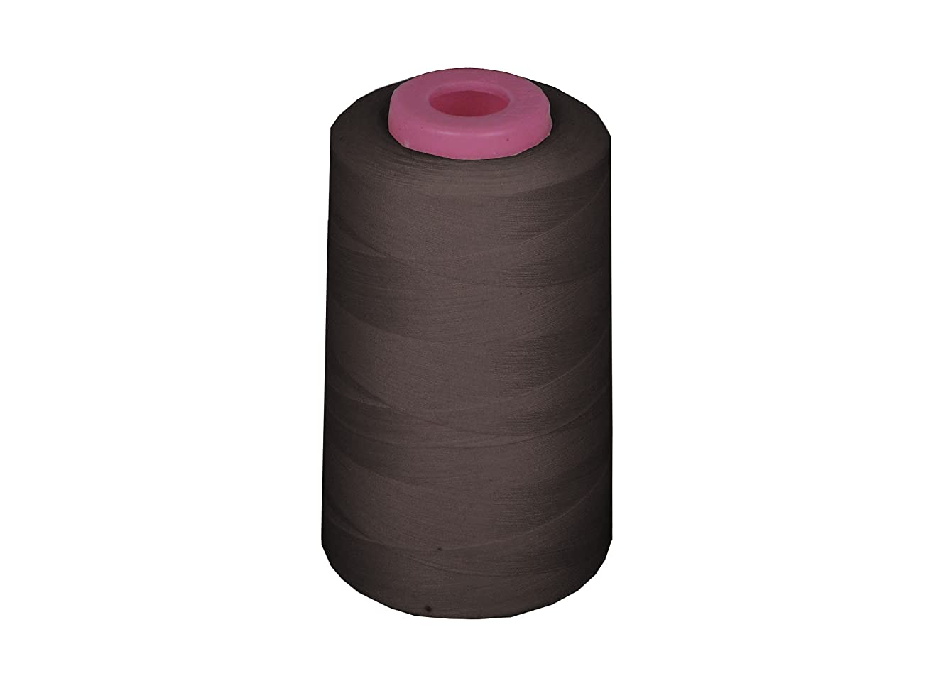 LA Linen BCACS13429 ThreadCharcoalA781 100% Polyester Cone Serger Thread, Charcoal A781