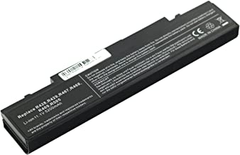 4400mah Quality Replacement Laptop Battery for Samsung Part# AA-PB9NC6B AA-PB9NS6B AA-PL9NC2B AA-PL9NC6B fit Models NP-R530 NP-R480 NP-R522 NP-R519 NP-R440 NP-R580