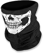 WAWO New Skeleton Skull Bandana Snowboard Skiing Motorcycle Biking Rave Mask Paintball