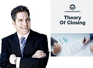 Theory of Closing Course - Cardone University