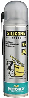 Motorex Silicone Spray silicona SPRAY 500ml