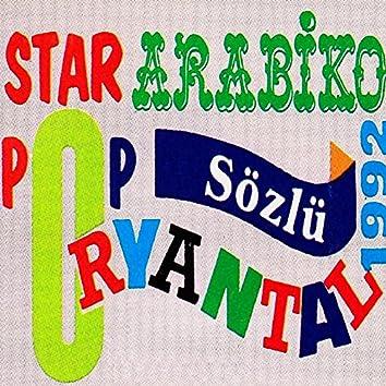 Star Pop Arabiko Sözlü Oryantal