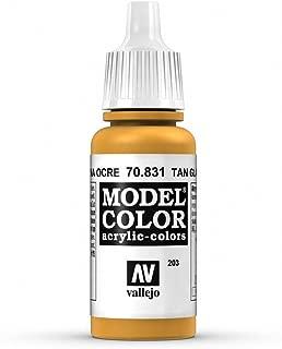 Vallejo Ochre Model Color Paint, 17ml