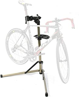 Bikehand Bike Repair Stand - Home Portable Bicycle Mechanics Workstand - for Mountain Bikes and Road Bikes Maintenance 25k...