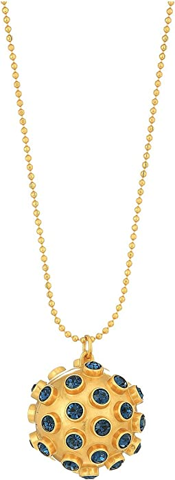 Tory Burch - Celestial Locket Necklace