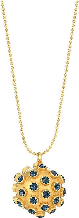 Tory Burch - Celestial Locket Necklace
