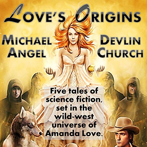 Love's Origins audiobook cover art