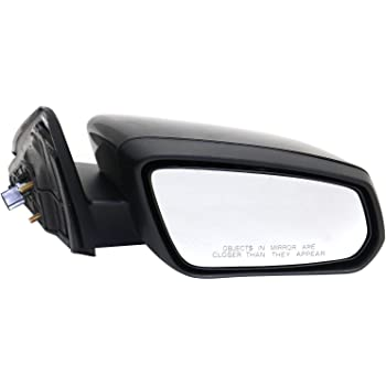 Mirror for FORD MUSTANG 13-14 RH Pwr Man Fldg PTM Kool Vue