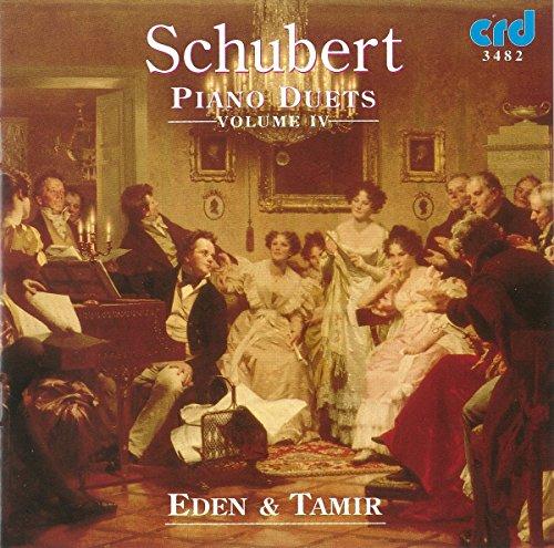 Eden,Bracha/Tamir,Alexander - Piano Duets Volume 4