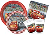 Ciao y4323 – Kit Party in-Cars 3, Rot