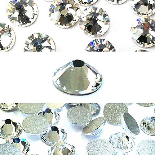 Best swarovski elements crystals ab 5mm glue for 2020
