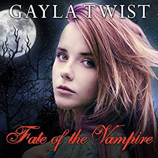 Fate of the Vampire     The Vanderlind Castle Series, Book 3              By:                                                                                                                                 Gayla Twist                               Narrated by:                                                                                                                                 Caitlin Davies                      Length: 9 hrs and 49 mins     20 ratings     Overall 4.4