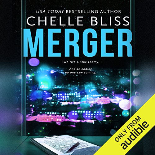Merger audiobook cover art