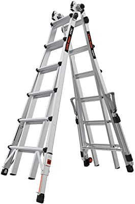 Little Giant Ladder Systems 16826-818 Epic Ladder, 26 Ft, Aluminum