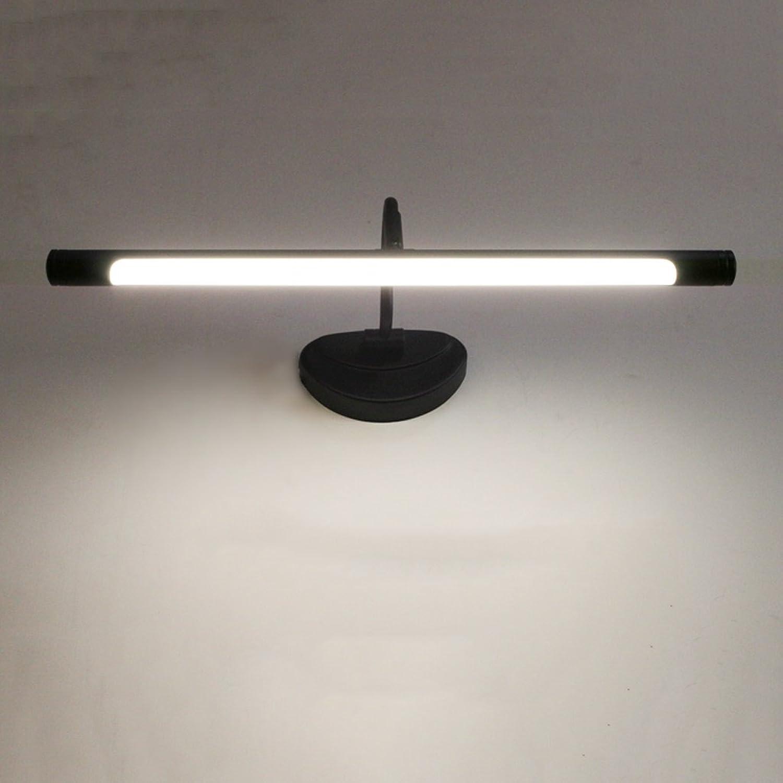 Edge To Spiegelleuchte Retro Gartenspiegel Lampe, Led Spiegelleuchte, Led Europischen Stil Schrank Licht Bad Badspiegel Licht Schminktisch Lampe (Farbe   Warmwei-48CM6W)