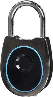 Equipaje candado sin Llave para taquilla candado para Puerta Sensor Capacitivo de desbloqueo r/ápido gabinete Resistente al Agua szlsl88 candado Inteligente con Huella Dactilar