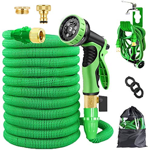 Avyvi Expandable Garden Hose Pipe,Flexible Expanding Magic Hose With Multi...