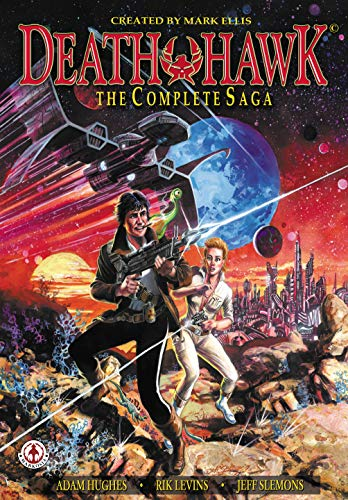 Death Hawk: The Complete Saga (English Edition)