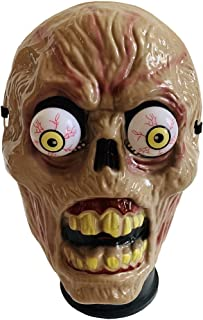 Naladoo Halloween PP Mask Novelty Creepy Spring Eyeball Masquerade Mask for Party, Prom, Halloween Theme Party Costume Party and Cosplay
